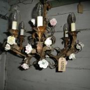 Fransk blomsterkrona