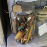 Syltglas med metallock