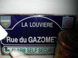 Fransk skylt