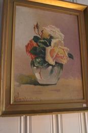 Blomster stillében