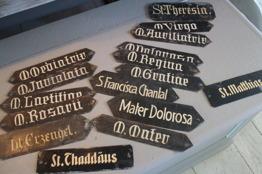 Klosterskyltar