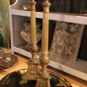 Stora franska altarstaker