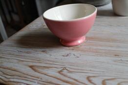 Cafélatte skål