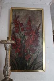 Blomstermålning