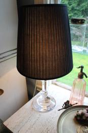 Fransk bordslampa