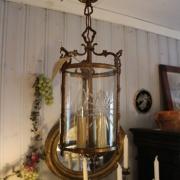 Fransk lampa