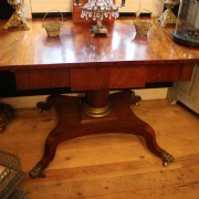 Mahogny salongsbord