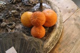 Frukt i alabaster