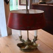 Bouilliotte lampa
