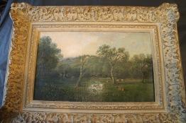 1800-tals målning