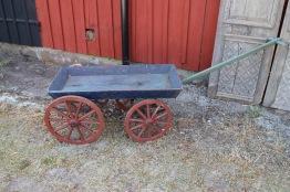 Dragvagn
