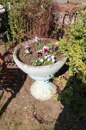 Trädgårdsurna