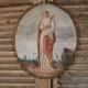 Madonna målning