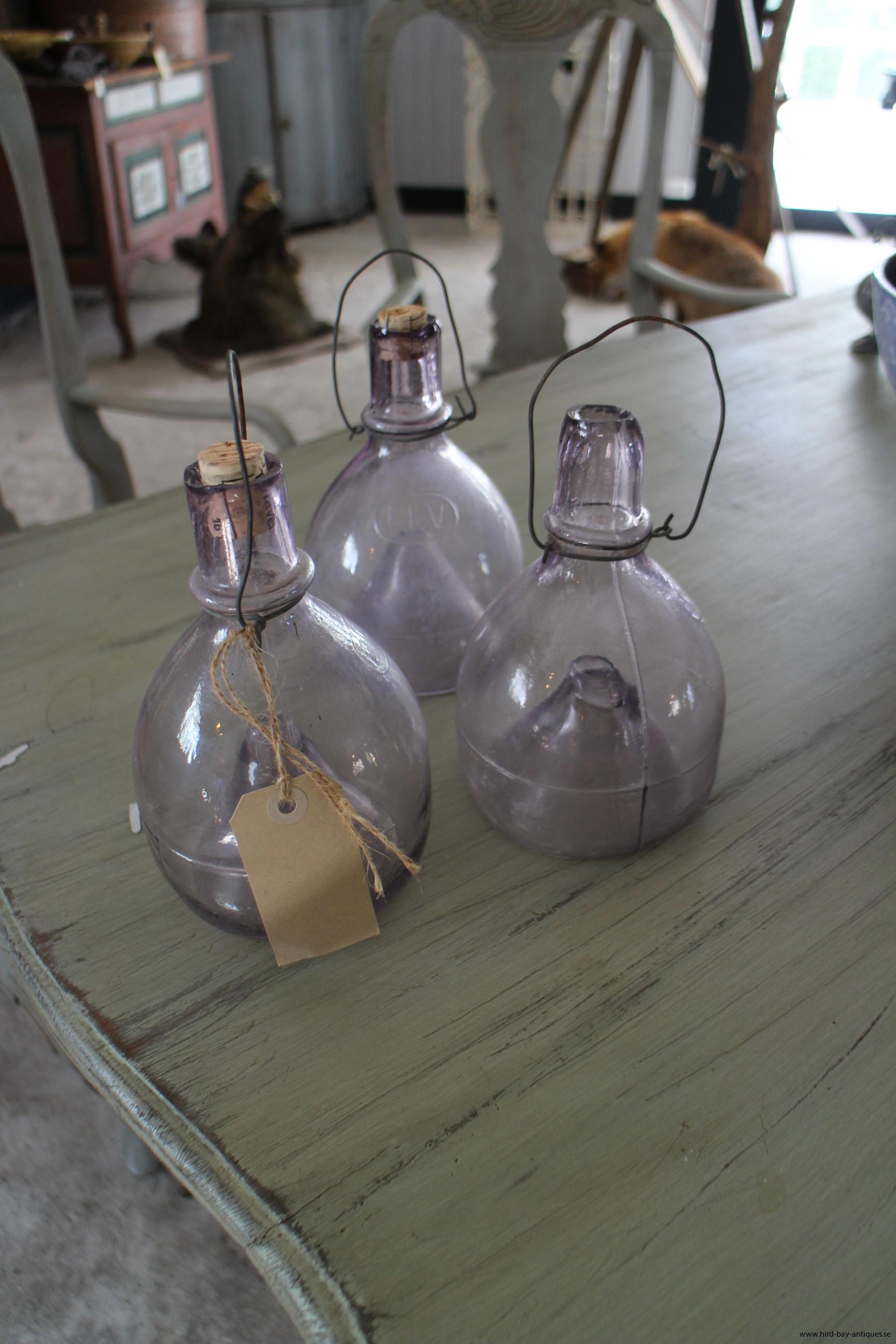 flugfångare glas