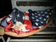 Amerikanska vintageflaggor
