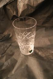 Kosta seltersglas