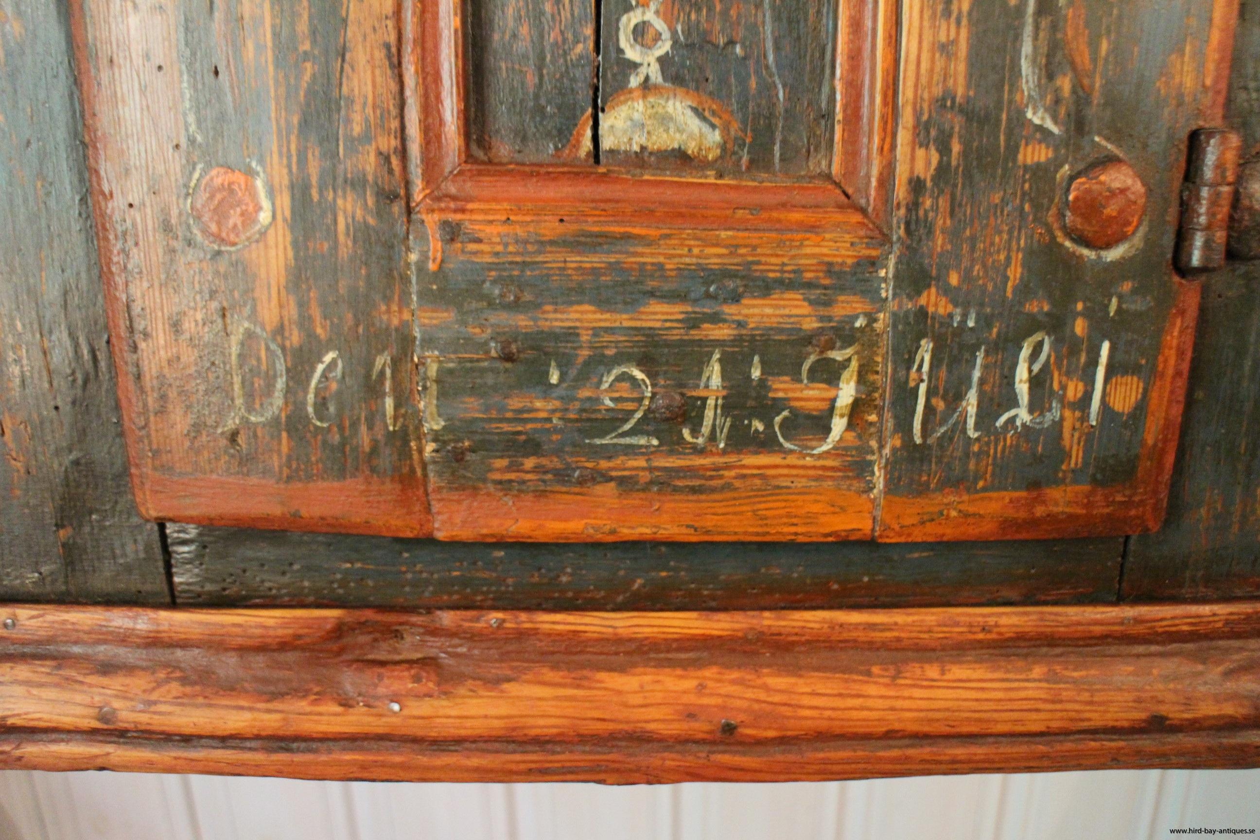 hängskåp 1800-tal