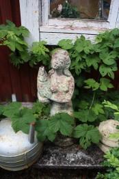 Trädgårdsfontän