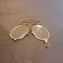 1800-tals glasögon