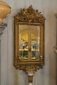 Spegellampett