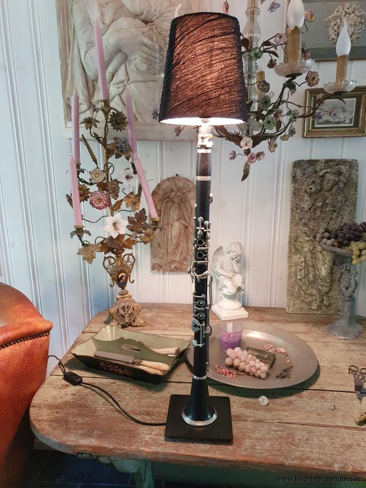 Klarinett lampa