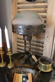 Stor strindbersgslampa