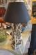 Drivvedslampa
