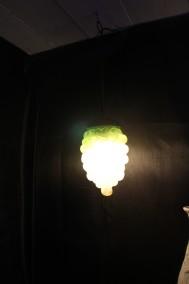 Parlampor Druvor