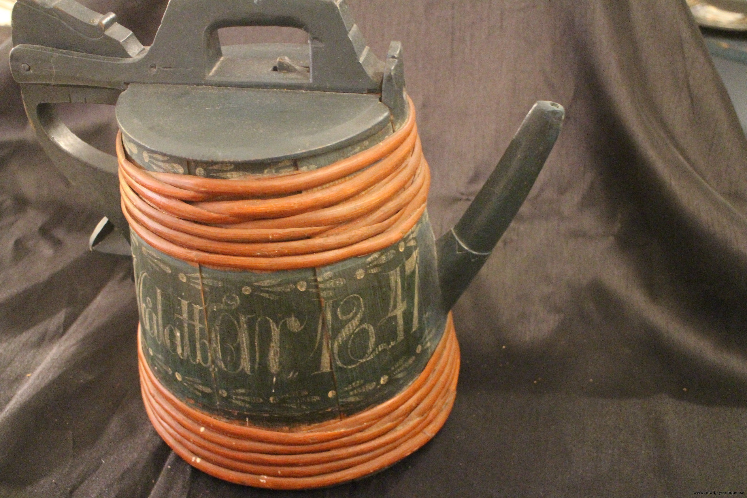 pipstånka 1800-tal