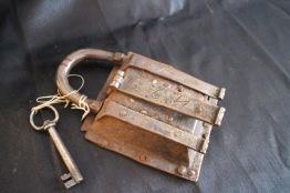 1700-tals lås