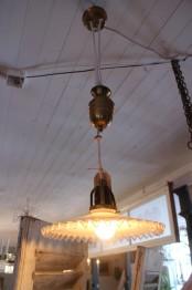 Hisslampa