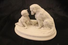 Parian figurin