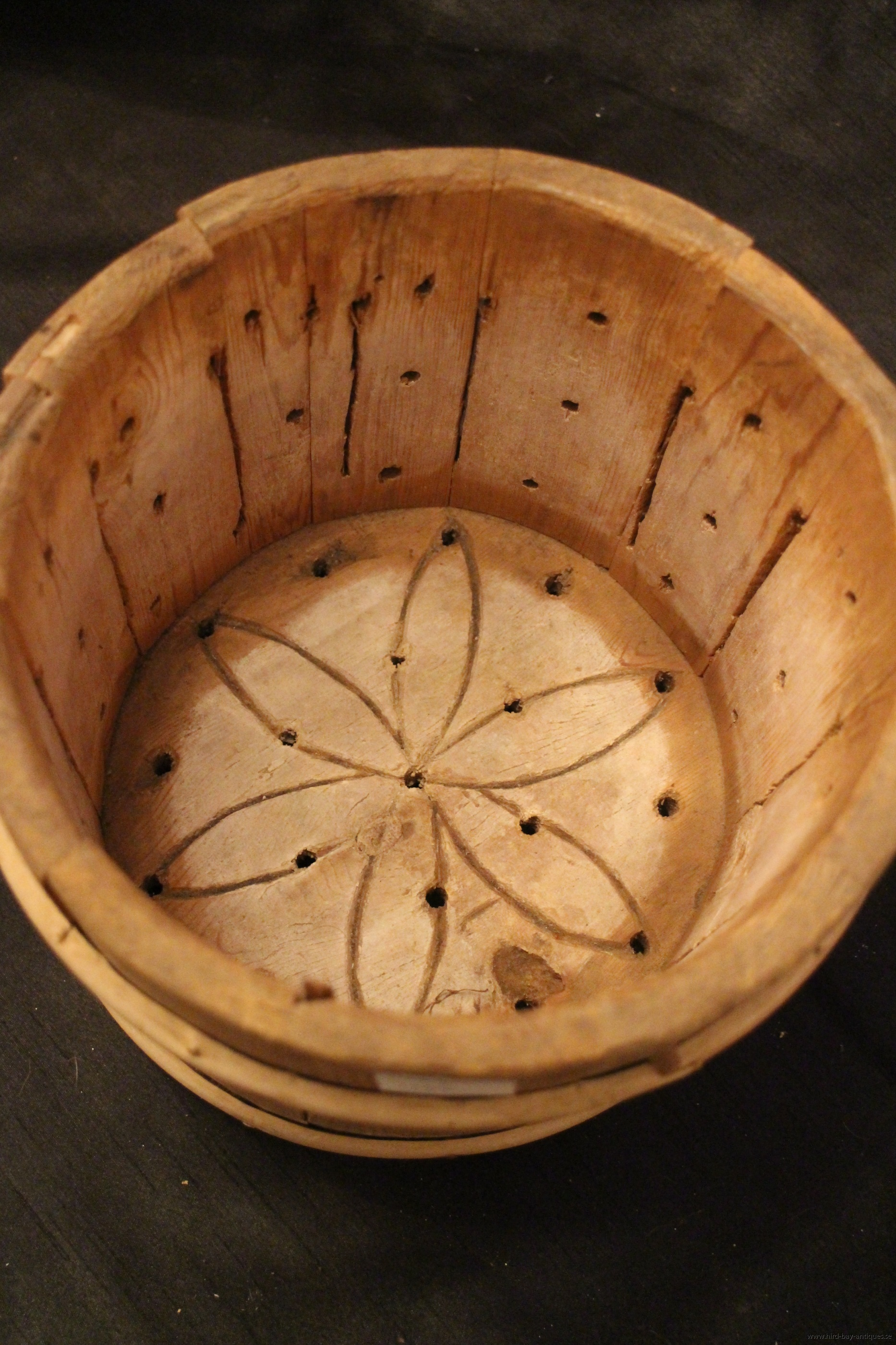 ostform trä