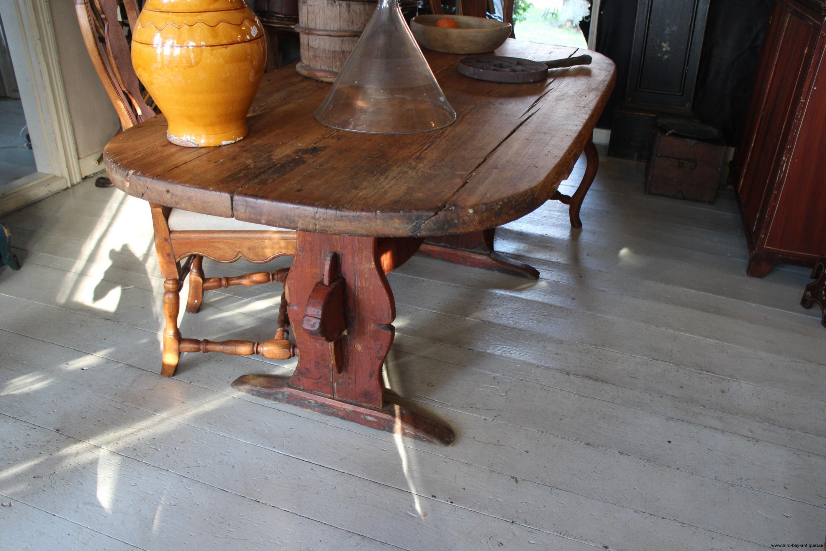 bockbord original 1700-tal