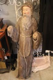Träskulptur