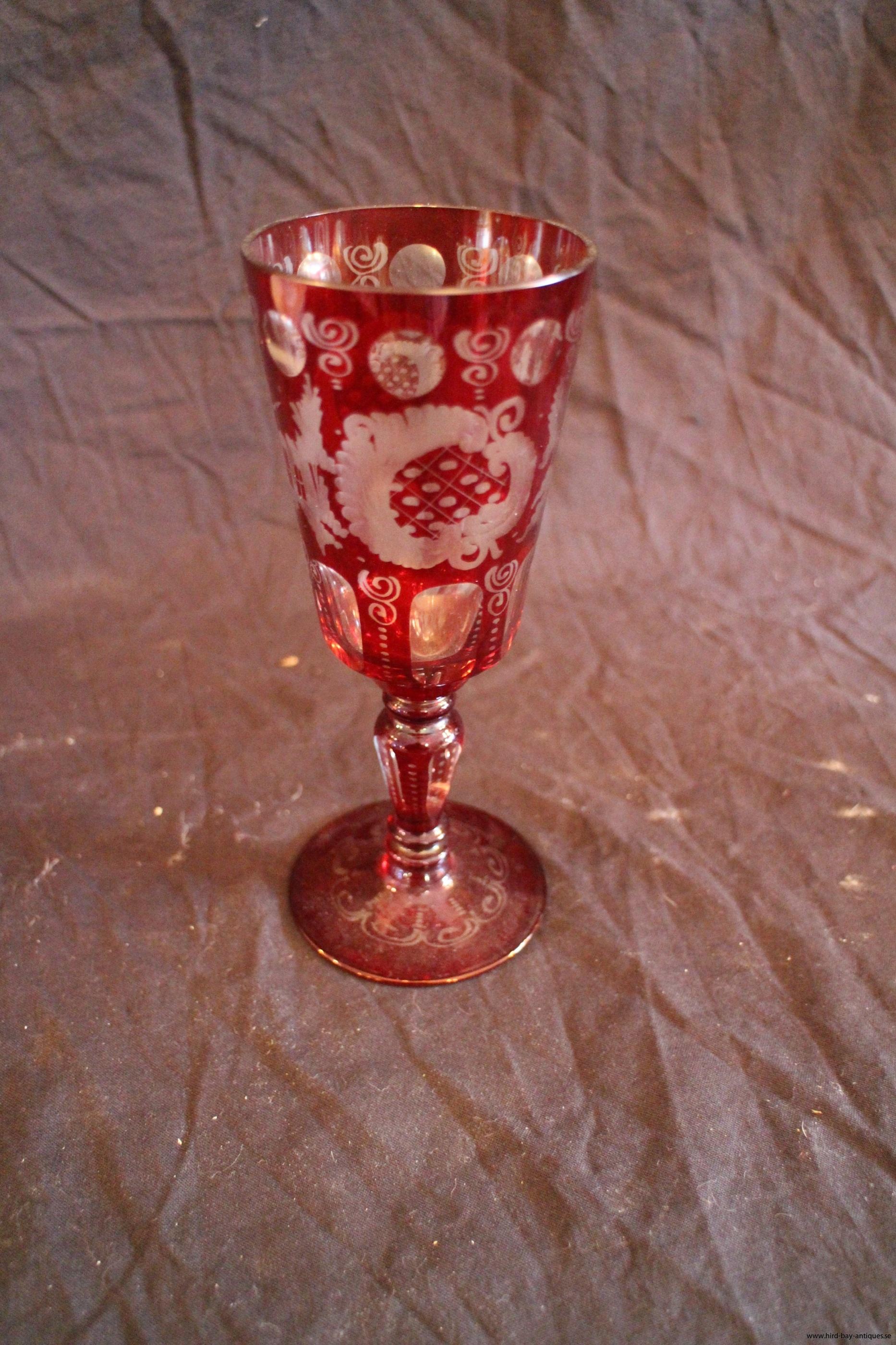 böhmen glaspokal