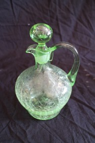 Grön karaff