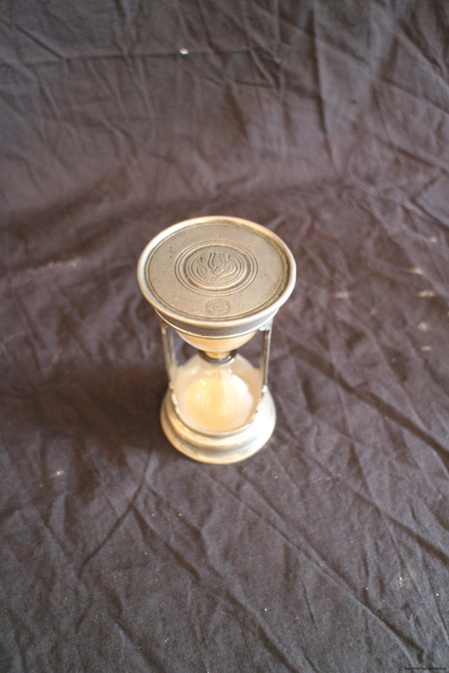 1800-tal timglas