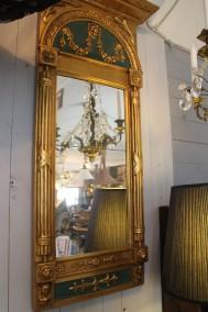 Sengustaviansk spegel