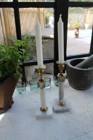 Sengustavianska kolonnljusstakar