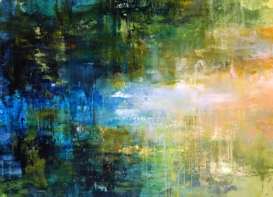 Opheia 100x140 cm 2020 SOLD