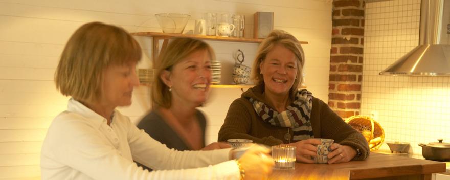 Kurs & konferens på kursgård Säbyholms Gård utanför Laholm, södra Halland. Konferenspaket & hälsopaket i lugn & lantlig miljö