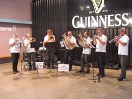 Guinness Storehouse, Dublin 2012