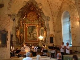 Gärdslösa kyrka 2013