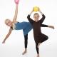 Barn i Balans® Yogakort + Plansch