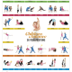 Children in Balance Yogacards & Poster