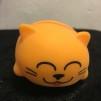 Greppvänliga och mjuka kattbollar - Greppvänlig mjuk boll - gulorange