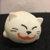 Greppvänliga och mjuka kattbollar - Greppvänlig mjuk boll - vit