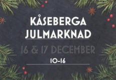 Missa inte årets julmarknad i Kåseberga