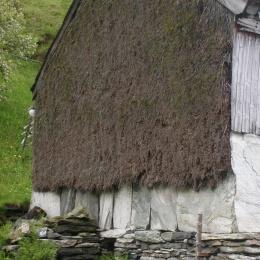 Lada. Havråtunet, Hordaland, Norge